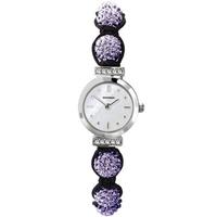 Buy Sekonda Crystalla Ladies Violet Jewellery Bracelet Watch 4715.27 online