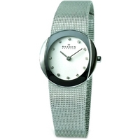 Buy Skagen Ladies Mesh Bracelet Watch 589SSS online