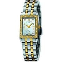 Buy Raymond Weil Ladies Tango 2 Tone Bracelet Watch 5971-SPS-00995 online