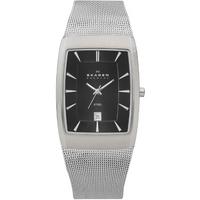 Buy Skagen Gents Mesh Steel Watch 690LSSM online