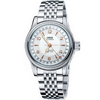 Buy Oris Gents Big Crown Silver tone Bracelet Watch 75475434061MB online
