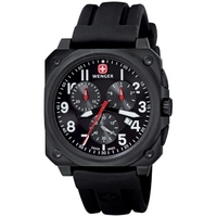 Buy Wenger Gents AeroGraph Cockpit Chronograph Watch 77010 online