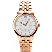 Buy 88 Rue Du Rhone Ladies Gold Tone Steel Bracelet Watch 87WA120009 online