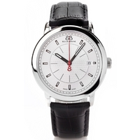 Buy 88 Rue Du Rhone Gents Black Leather Strap Watch 87WA120027 online