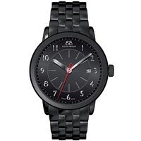 Buy 88 Rue Du Rhone Gents Black Steel Bracelet Watch 87WA120038 online