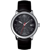 Buy 88 Rue Du Rhone Gents Black Leather Strap Watch 87WA120043 online