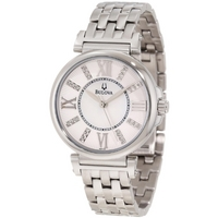Buy Bulova Ladies Diamonds Watch 96P134 online
