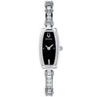 Buy Bulova Ladies Crystal Watch 96T15 online