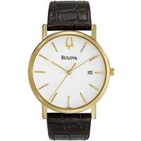 Buy Bulova Gents Dress Watch 97B100 online