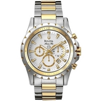 Buy Bulova Gents  Marine Star Watch 98B014 online
