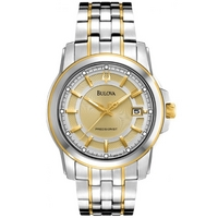 Buy Bulova Gents Precisionist Watch 98B156 online