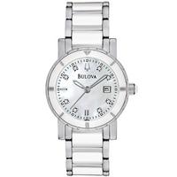 Buy Bulova Ladies Diamonds Watch 98P121 online
