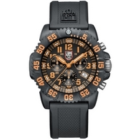 Buy Luminox Gents Navy Seal Colormark Chronograph 3080 Series Strap Watch A.3089 online