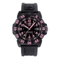 Buy Luminox Ladies Navy Seal Colormark 36mm 7050 Series Strap Watch A.7065 online