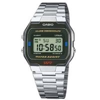 Buy Casio Unisex Classic Digital Bracelet Watch A163WA-1QES online