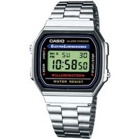 Buy Casio Collection Watch A168WA-1WYEF online