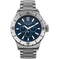 Buy Nautica Gents Multidial Bracelet Watch A19568 online