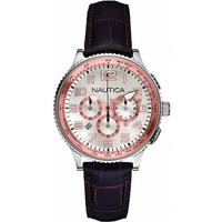 Buy Nautica Ladies OCN 38 Chronograph Watch A22596MNB online