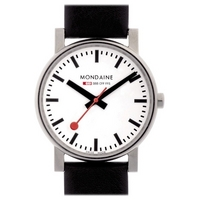 Buy Mondaine Gents Evolution Strap Watch A658.30300.11SBB online