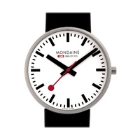 Buy Mondaine Gents Evolution Giant Strap Watch A660.30328.11SBB online