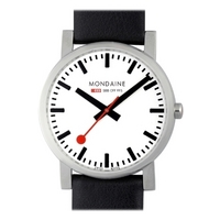 Buy Mondaine Gents Evolution Giant Strap Watch A660.30344.11SBB online