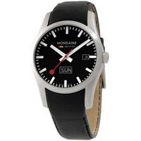 Buy Mondaine Gents Retro Strap Watch A667.30340.14SBB online