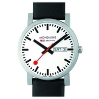 Buy Mondaine Gents Evolution 38 Strap Watch A667.30344.11SBB online