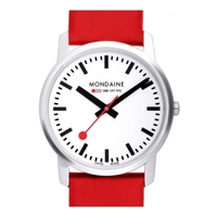 Buy Mondaine Ladies Simply Elegant Strap Watch A672.30351.11SBC online