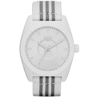 Buy Adidas Unisex White Material Strap Watch ADH2660 online