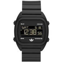Buy Adidas Gents Black Digital Resin Strap Watch ADH2726 online