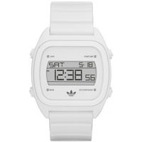 Buy Adidas Gents Digital Sydney Alarm  Chronograph White Rubber Strap Watch ADH2727 online
