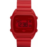 Buy Adidas Gents Red Digital Resin Strap Watch ADH2729 online