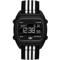 Buy Adidas Performance Gents Sports Digital Chronograph Black Material Strap Watch ADH2731 online