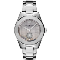 Buy Emporio Armani Ladies Leo Ceramic Watch AR1463 online