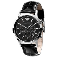 Buy Emporio Armani Chronograph Strap Watch AR2447 online