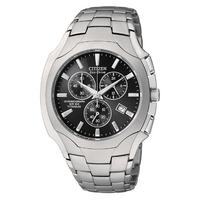 Buy Citizen Gents Sports Titanium Chronograph AT0890-56E online