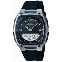 Buy Casio Gents Illuminator Combination Watch AW-81-1A1VES online