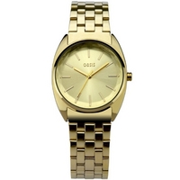 Buy Oasis Ladies Fashion Gold Tone Steel Bracelet Watch B960 online
