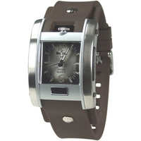 Buy Bench Gents Rubber Strap Watch BC0018BR online
