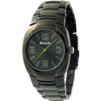 Buy Bench Gents Gunmetal Steel Bracelet Watch BC0135BKS online