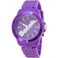 Buy Bench Ladies Purple Resin Bracelet Watch BC0355PP online