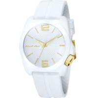 Buy Black Dice Gents White Strap Watch BD-064-04 online