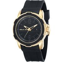 Buy Black Dice Gents Rubber Strap Watch BD06503 online