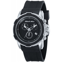 Buy Black Dice Gents Rubber Strap Chronograph Watch BD06601 online