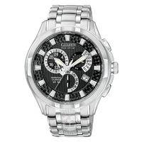 Buy Citizen Gents Eco-Drive Perpetual Calendar Watch BL8090-51E online