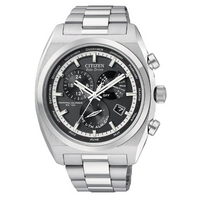 Buy Citizen Gents Calibre 8700 Stainless Steel Bracelet Watch BL8120-52E online