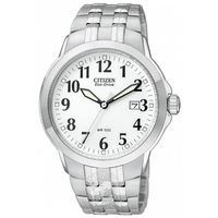 Buy Citizen Eco Drive Bracelet Watch WR100 BM7090-51A online