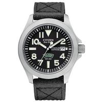 Buy Citizen Gents Royal Marine Commando Strap Watch BN0110-06E online