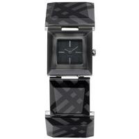 Buy Burberry Ladies Fashion Black Steel Bracelet Watch BU4924 online