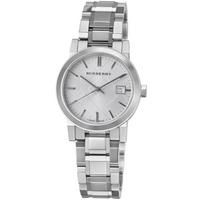 Buy Burberry Ladies The City Stainless Steel Bracelet Watch BU9100 online